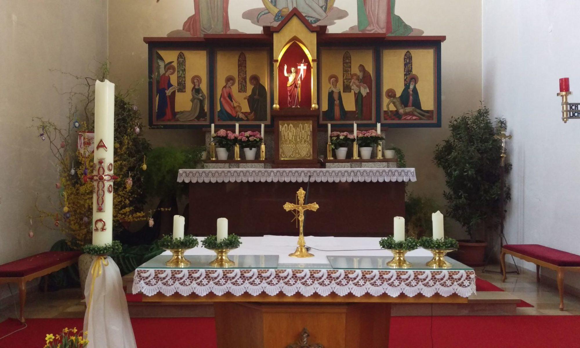 Pfarrei Maria Immaculata Friedenfels